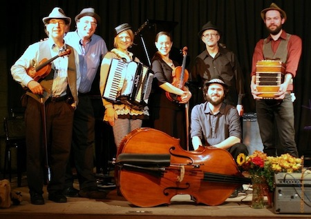 The Asheville Tango Orchestra